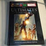 The Ultimates Super-Human #28 Marvel Ultimate Graphic Novel Collection hardback book